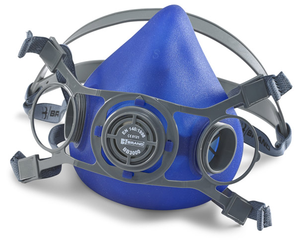 TWIN FILTER MASK - BB3000