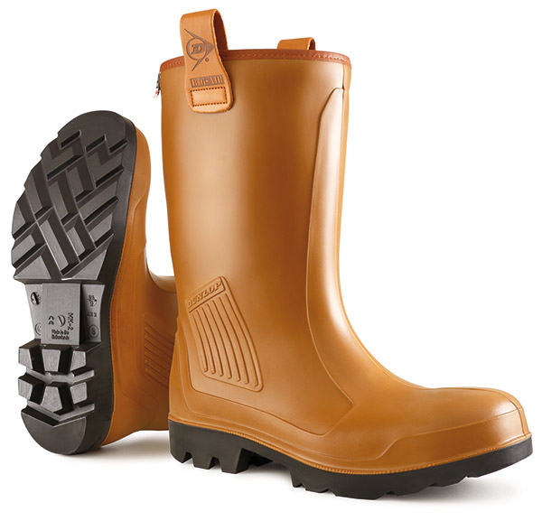 PUROFORT RIGAIR UNLINED FULL SAFETY RIGGER BOOT - C462743