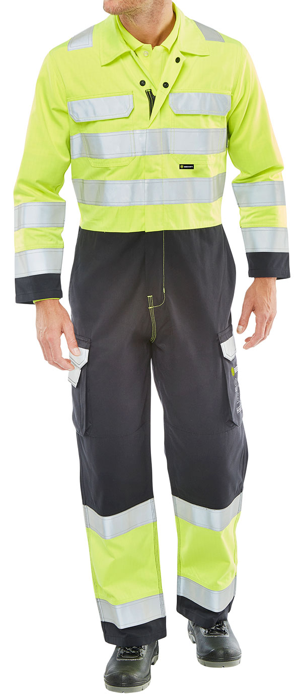 ARC FLASH COVERALL  - CARC7SYN