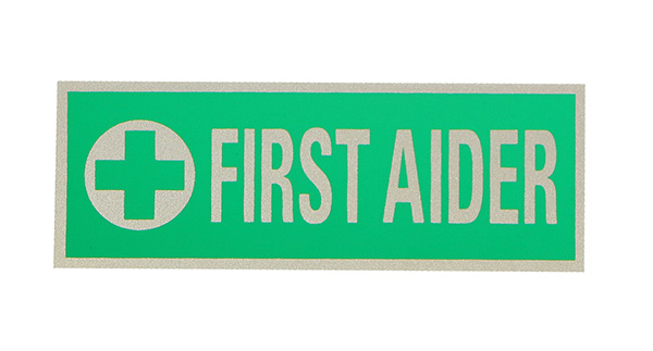 FIRST AIDER REFLECTIVE FRONT  - FARF