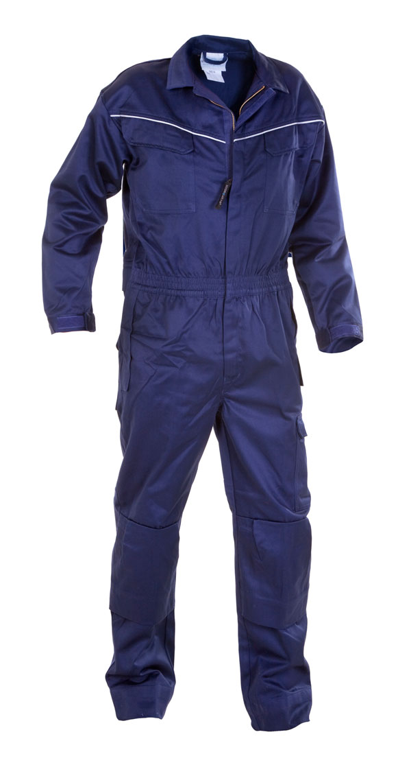 MAASTRICHT MULTI COTTON FLAME RETARDANT ANTI-STATIC COVERALL - HYD0434N