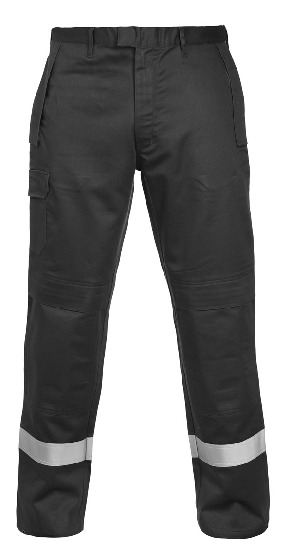 MEDDO MULTI CVC FLAME RETARDANT ANTI-STATIC TROUSER  - HYD043510BL