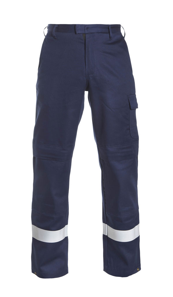 MEDDO MULTI CVC FLAME RETARDANT ANTI-STATIC TROUSER  - HYD043510N