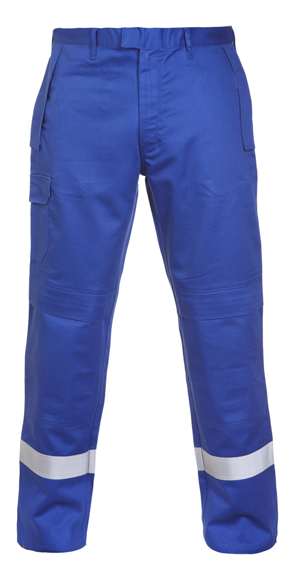 MEDDO MULTI CVC FLAME RETARDANT ANTI-STATIC TROUSER  - HYD043510R