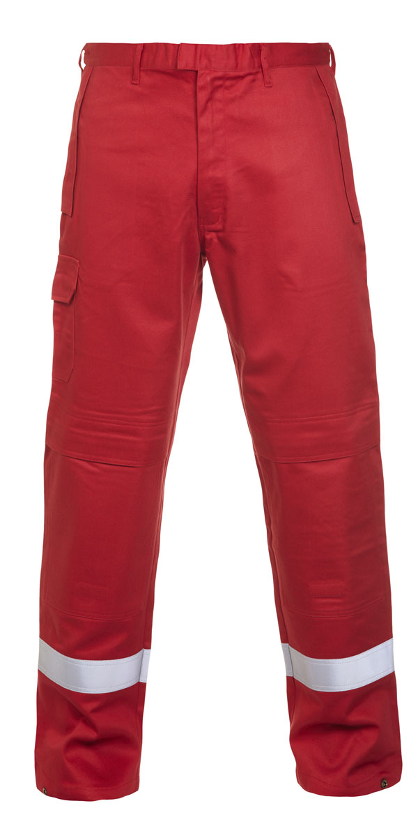 MEDDO MULTI CVC FLAME RETARDANT ANTI-STATIC TROUSER  - HYD043510RE