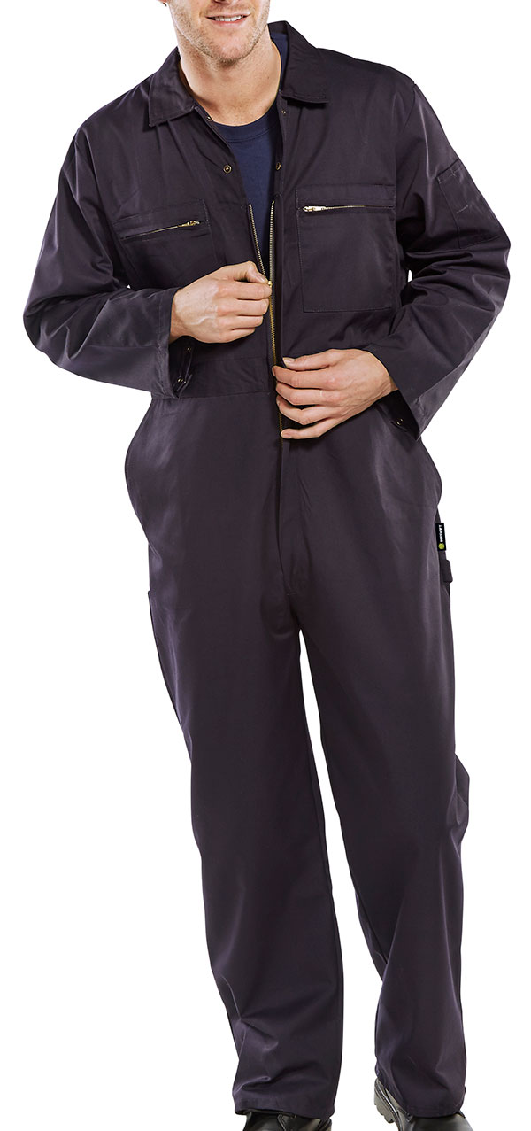SUPER CLICK HEAVY WEIGHT BOILERSUIT - PCBSHWN