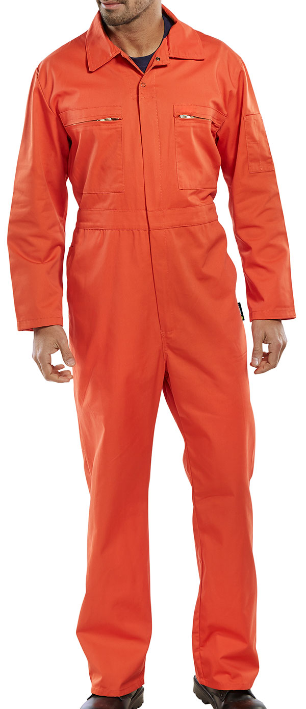 SUPER CLICK HEAVY WEIGHT BOILERSUIT - PCBSHWOR