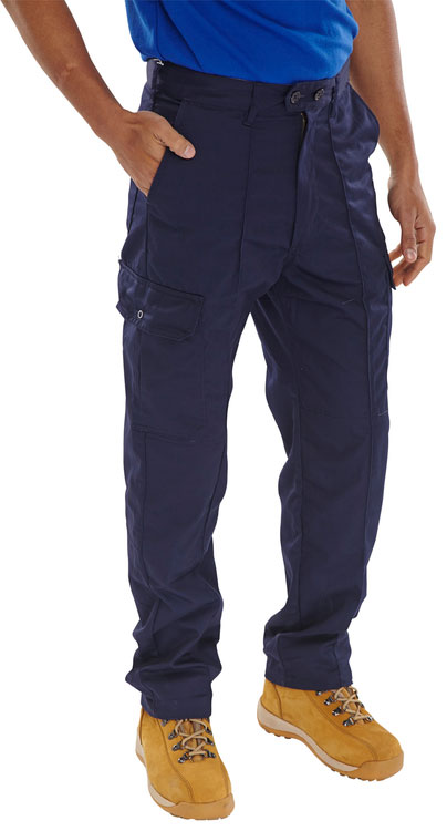 SUPER CLICK DRIVERS TROUSERS - PCTHW