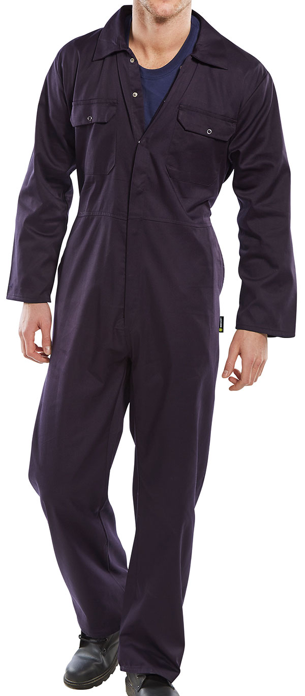 CLICK REGULAR BOILERSUIT - RPCBSN