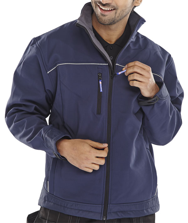 SOFT SHELL JACKET - SSJN